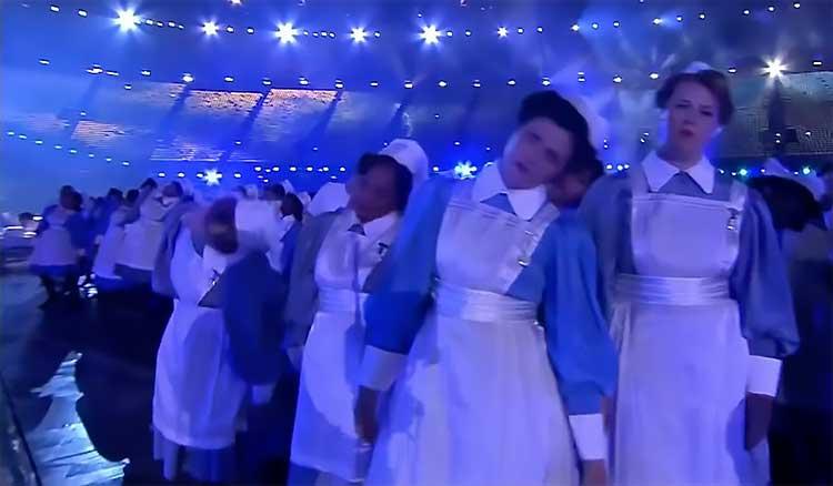 Jeux olympiques pandémiques d'été 2012